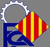 Federació Catalana d'Automobilisme - logo
