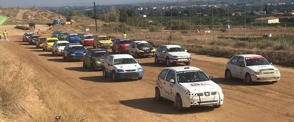 Prop de 70 pilots d'autocròs i resistència participen en la Diada off-road de Lleida
