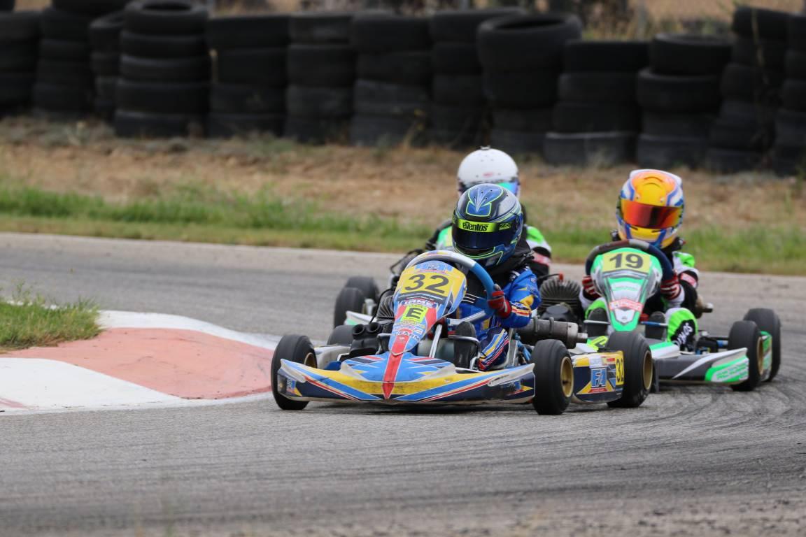 El Circuit de Mora acull la penúltima cita del Campionat català de Kàrting