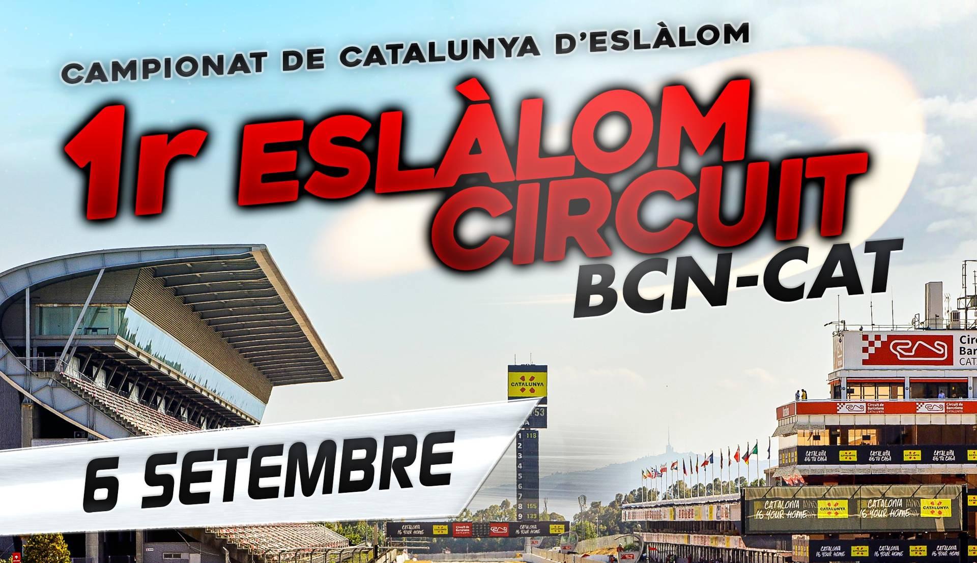 1r. Eslàlom Circuit BCN-CAT