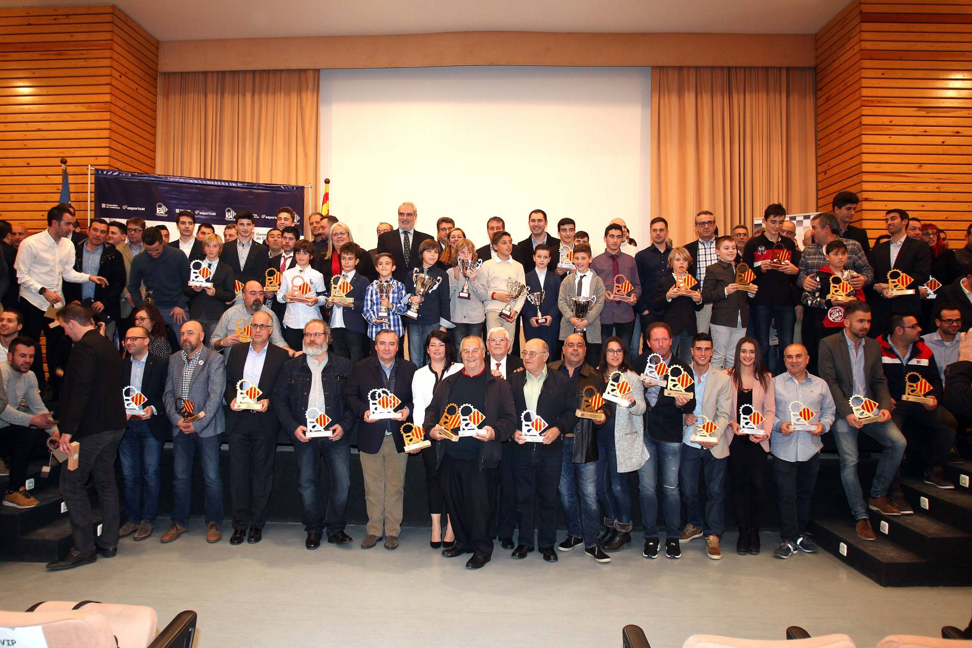 Gala de lliurament de premis 2017