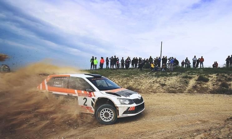 Pons i Muntadas obtenen a Bellpuig la primera victòria de l'any sobre terra