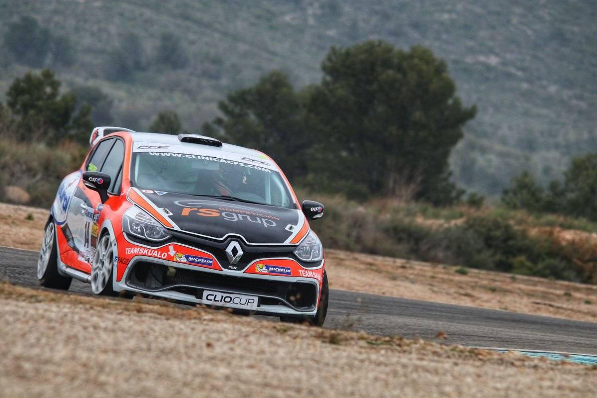 Doblet de Henk Van Zoest en les carreres del Campionat català de Velocitat a Calafat