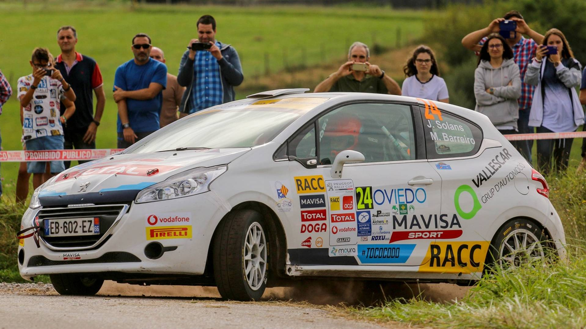 Jan Solans, campió de la Beca Junior R2