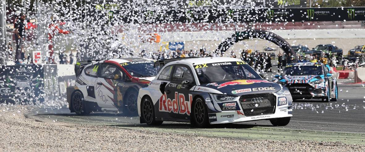 III Open Car Cross Catalunya RX - World RX of Catalunya Barcelona 2018
