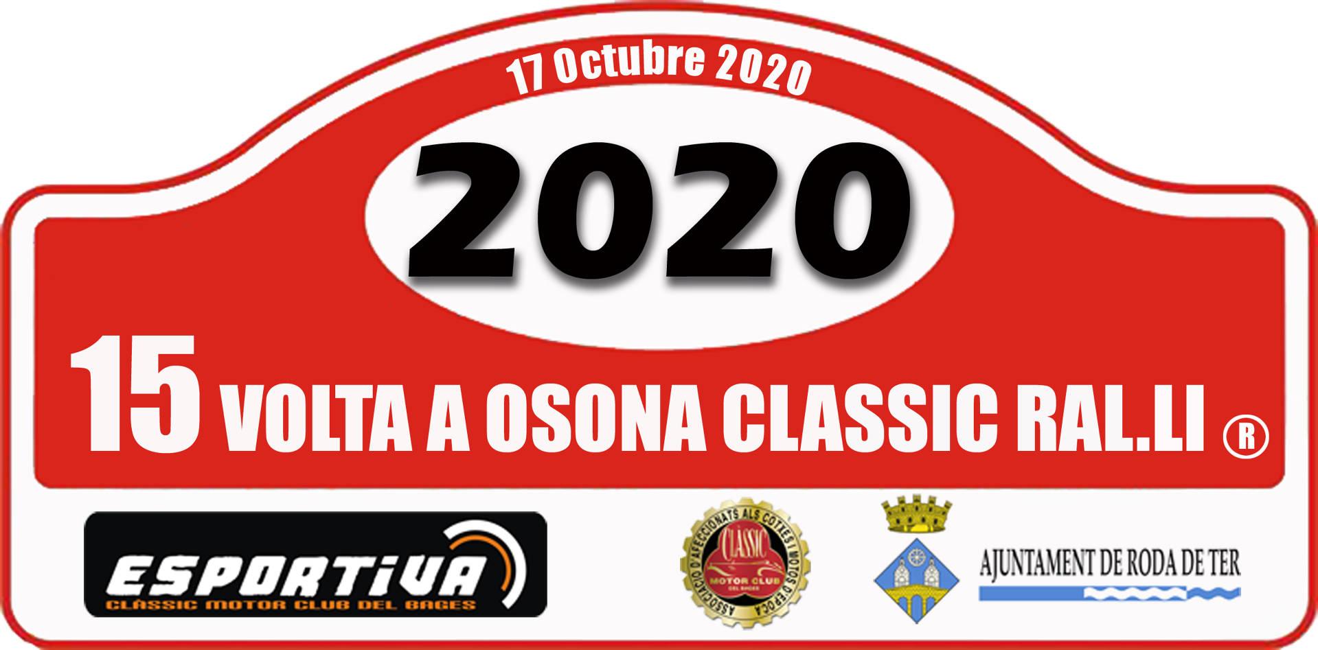 Campionat de Promoció i Volant RACC, també a la 15à. Volta a Osona