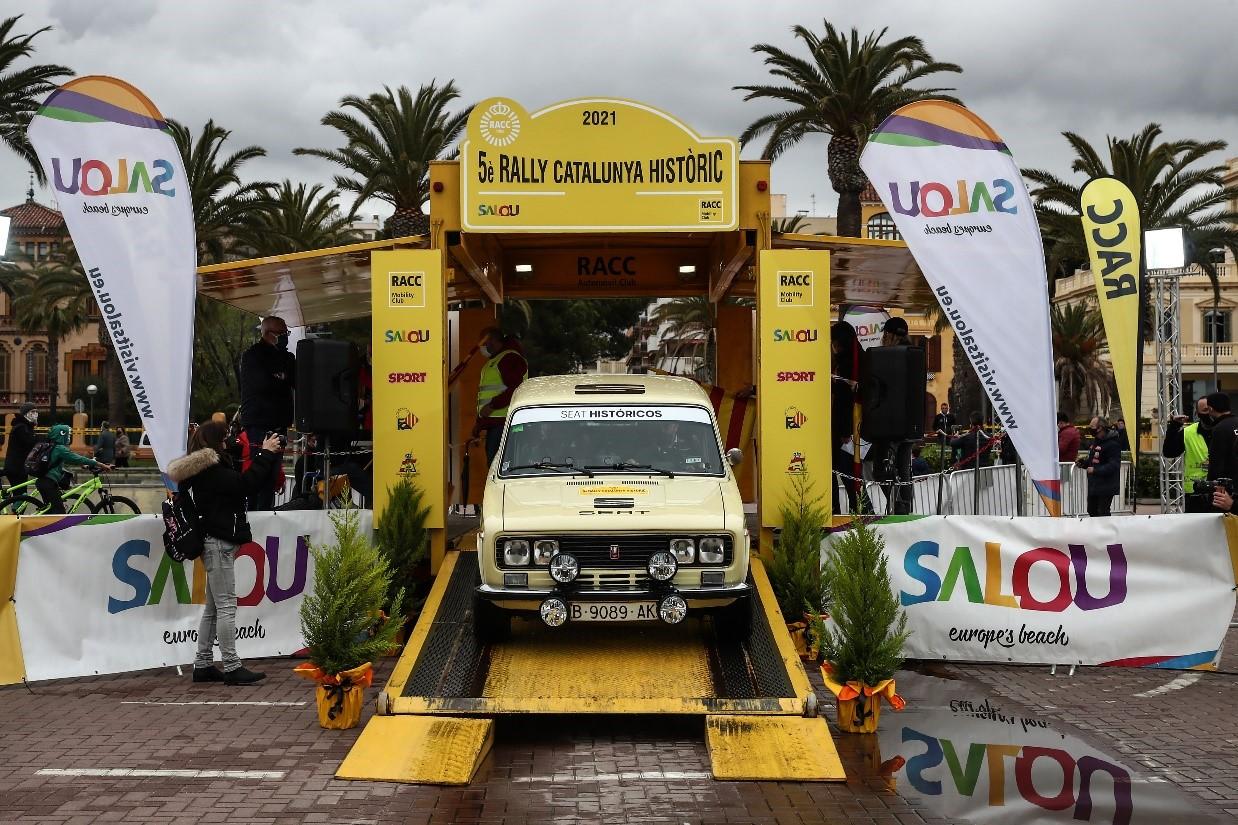 Miró-Matavacas (Porsche 911 SC) guanyen el Ral·li Catalunya Històric
