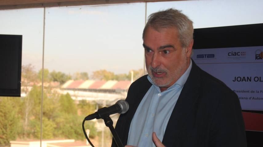 Joan Ollé guanya les eleccions a la Federació Catalana d'Automobilisme
