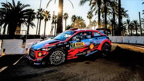 El 56è. RallyRACC se celebrarà del 14 al 17 d'octubre a Salou i la Costa Daurada