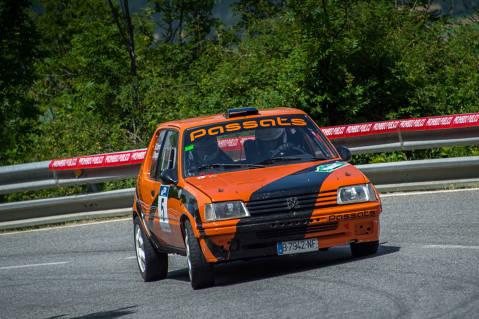 Cancel·lada la Pujada a Alp 2.500 però es manté el Ral·lisprint