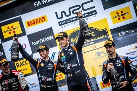 Neuville guanya el RallyRACC per segona vegada consecutiva