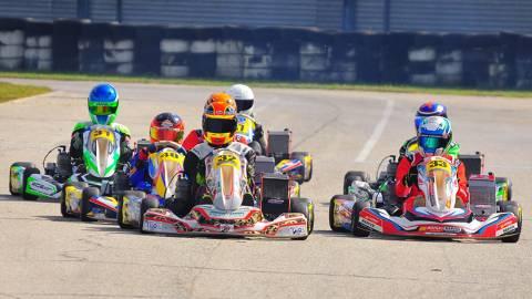 El Circuit d'Osona, escenari de la tercera cita del Campionat català de kàrting