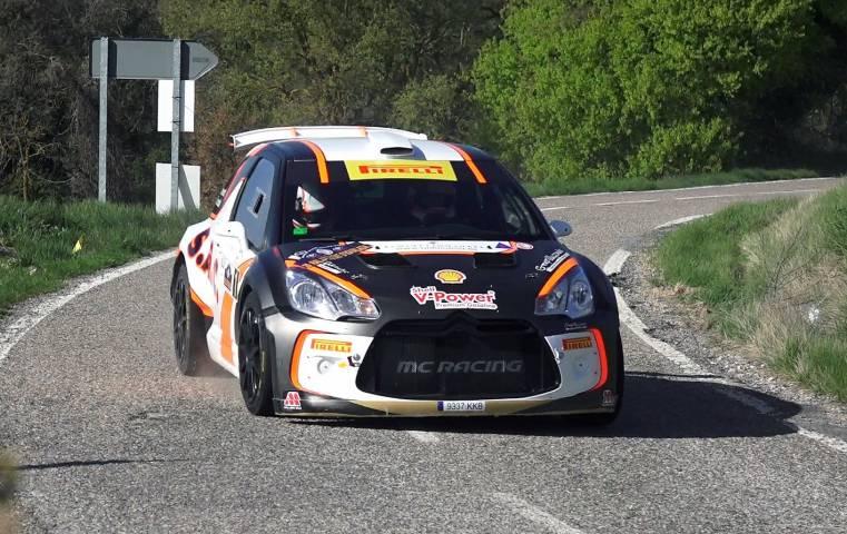 Xavier Domènech i Àxel Coronado guanyen a Igualada la segona cursa de la temporada