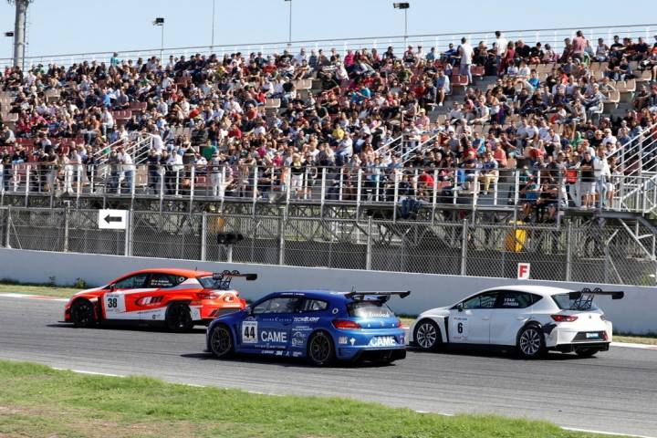 Tercera cita del Campionat català de Velocitat en circuits a Montmeló