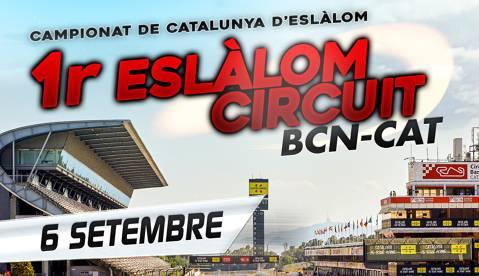 Ajornat el 1r Eslàlom Circuit de Barcelona-Catalunya