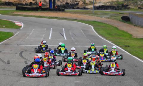 El Circuit de Mora d'Ebre acull la segona cita dels Campionats de Catalunya de kàrting