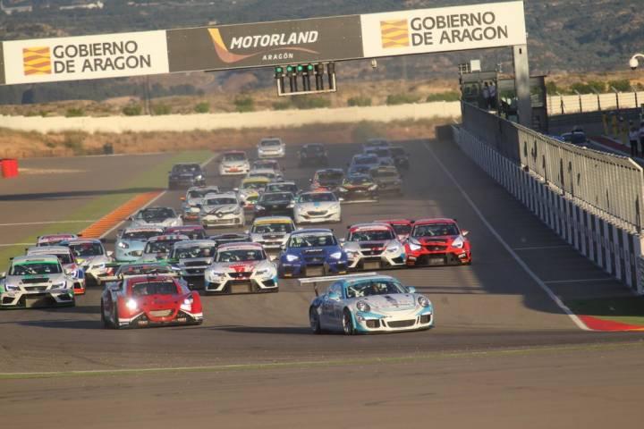 Segona cita del Campionat Català de Velocitat en circuits a Motorland