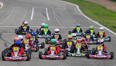 Ajornada al novembre la prova de kàrting al Circuit de Mora